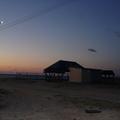 пляжное кафе на территории базы